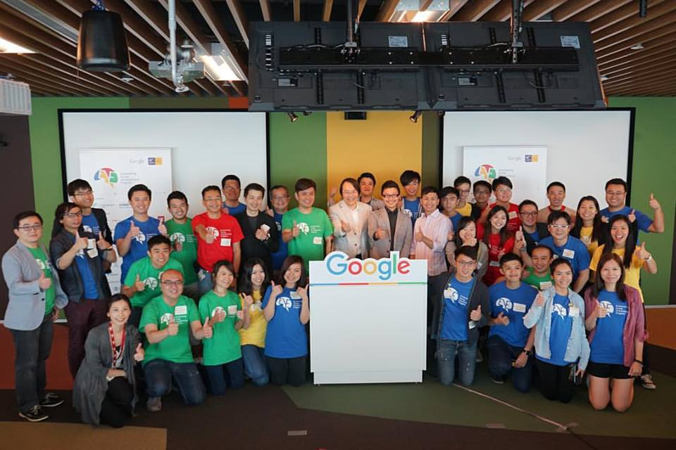 google taiwan office. we visited taiwan google office and exchanged a lot with local startups there preparing for our entering the market boutir empowering