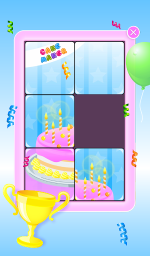 Cake Maker - Cooking Game apkpoly screenshots 17