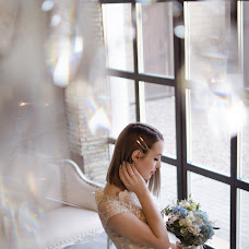 Wedding photographer Ekaterina Semenova (esemenova). Photo of 28.12.2018