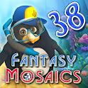 Fantasy Mosaics 38: Underwater Adventure icon