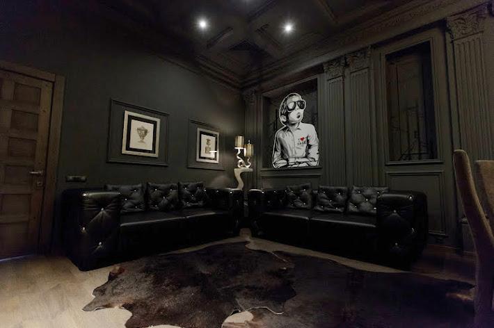 Фото №3 зала Черный зал