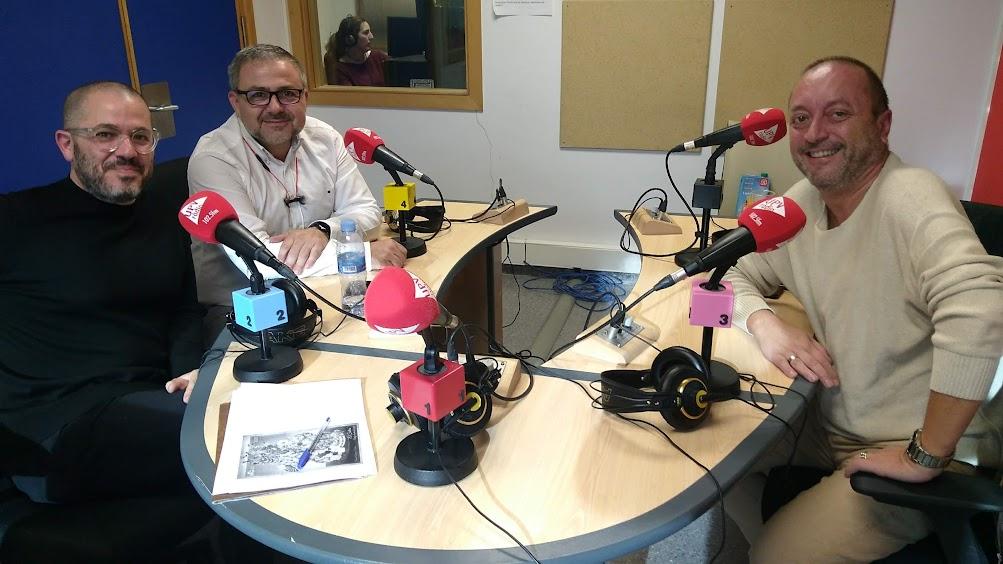 Programa 103 de Hablemos de Fallas en la UPV-RADIO. Didac Ballester