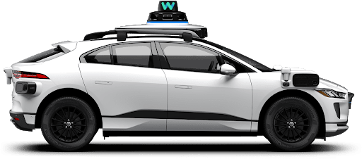 Waymo One car