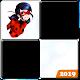 Piano Ladybug Noir Tiles (game)