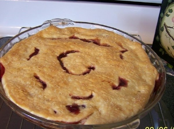 Cin's Grape Pie...turned Out Great (finally) Recipe