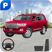Game Real Prado Parking Adventure 3D APK for Kindle