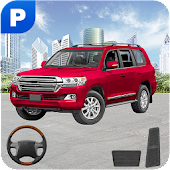 Real Prado Parking Adventure 3D