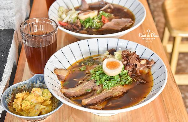新撰組 金典所|地表最強日式牛肉拉麵,21種香料麻辣湯頭+7種胡椒煙燻牛肉