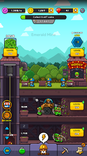 Popo's Mine - Idle Tycoon 1.3.3 screenshots 14