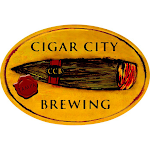 Logo of Cigar City Black Jack