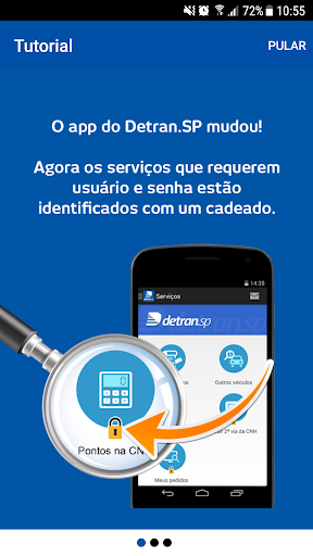 Detran.SP screenshots 2