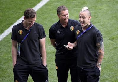 """Gewezen assistent-coach van de Rode Duivels Vital Borkelmans gelooft in het 'matrasgate-verhaal': """"Ik denk dat dit klopt"""""""