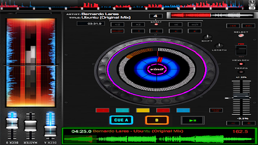Turntable DJ Mixer app (apk) free download for Android/PC/Windows