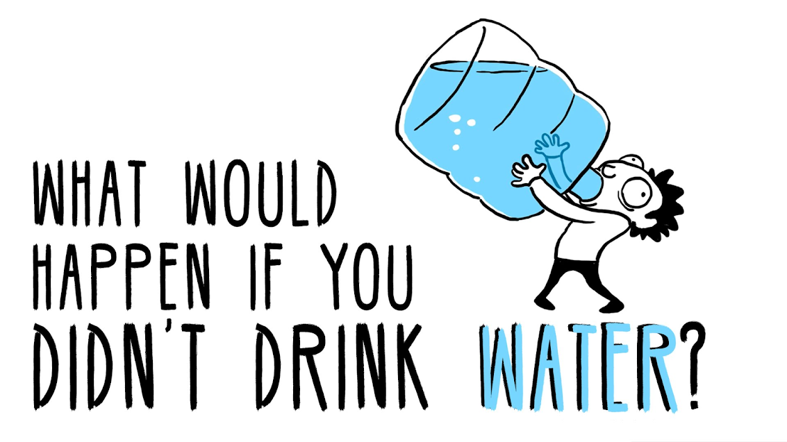 What Would Happen If You Never Drank Water