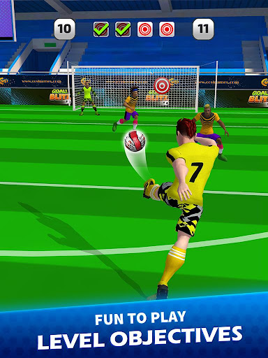 Goal Blitz screenshots 7