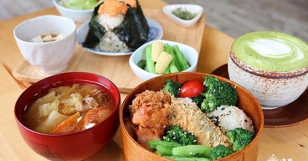 桃園美食: 日和·まいにち~小清新美味日式飯糰與日式便當
