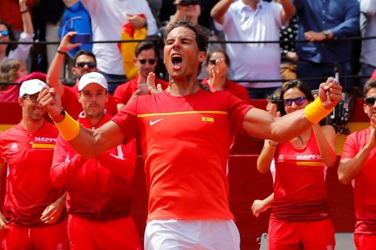 L'Espagne a annoncé sa sélection pour la demi-finale de Coupe Davis face à la France