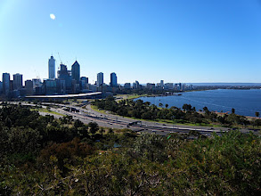 Photo: Perth Skyline from Kings Park