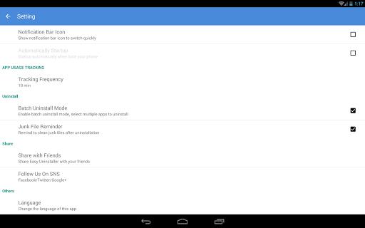 Easy Uninstaller App Uninstall 3.3.6 Screenshots 13