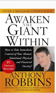 Awaken the Giant within(ANTHONY ROBBINS) - náhled