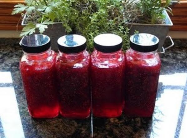 Raspberry Jam Preserved Recipe