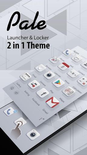Pale 3D Launcher Locker