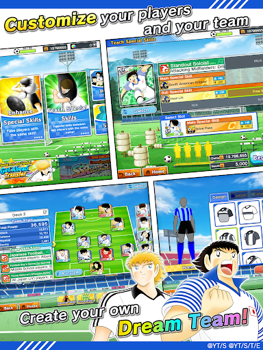 Captain Tsubasa: Dream Team 1.10.2 gameplay | by HackJr.Pw 12