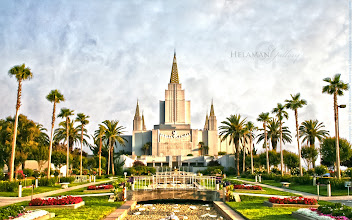 Photo Oakland California LDS Temple Wallpaper HelamanGallery