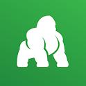 Fit Gorillas - Fun Gay Social icon