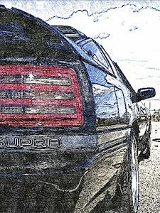 スープラ  2.0GT  TWIN TURBO  エアロトップ エレクトロニクスのカスタム事例画像 80hiroさんの2018年11月01日09:35の投稿