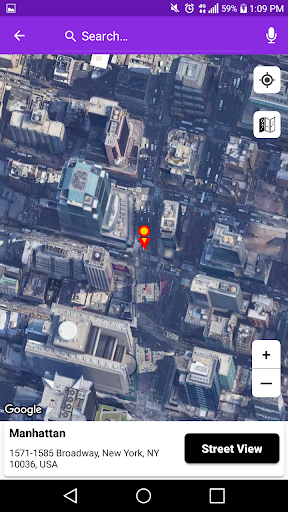 Live Street View 360 u2013 Satellite View, Earth Map 2.1.7 screenshots 14