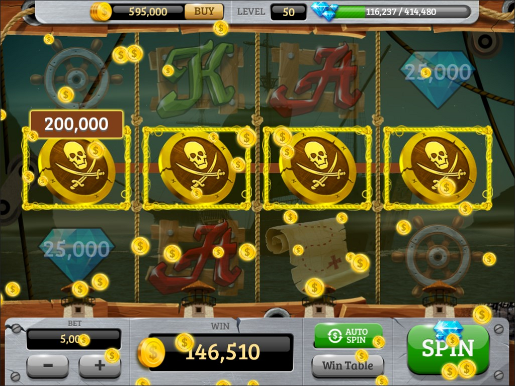 Pirate King Slot - Play Free Casino Slot Machine Games
