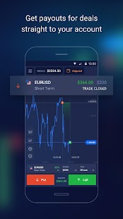 Binary options Ayrex- screenshot thumbnail