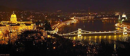 Photo: Zamek i most łańcuchowy