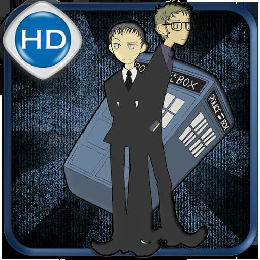 UltraHD Doctor Who Wallpapers 娛樂 App LOGO-硬是要APP