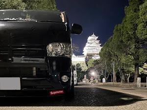 ハイエース TRH200Vのカスタム事例画像 king21blackさんの2021年10月23日06:24の投稿