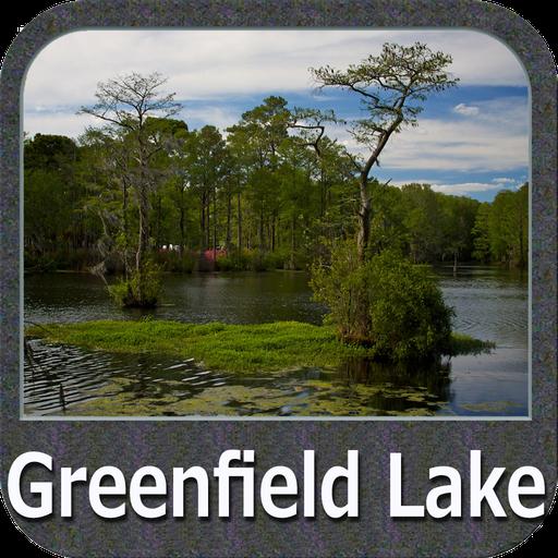 Greenfield Lake - IOWA GPS Map