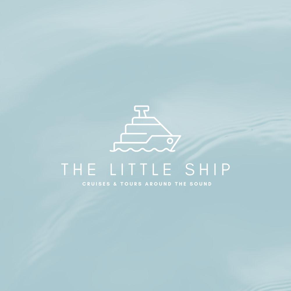 The Little Ship - Logo Template