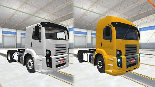 The Road Driver - Truck and Bus Simulator  screenshots 3