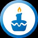 Cartão Mensagem de Aniversário icon