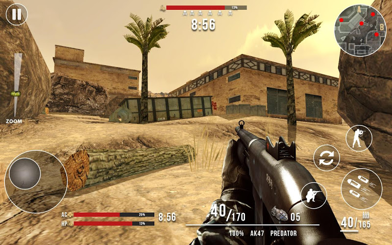 Call of Modern World War: FPS Shooting Game Screenshot 9