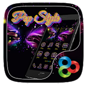 Pop Style Go Launcher Theme