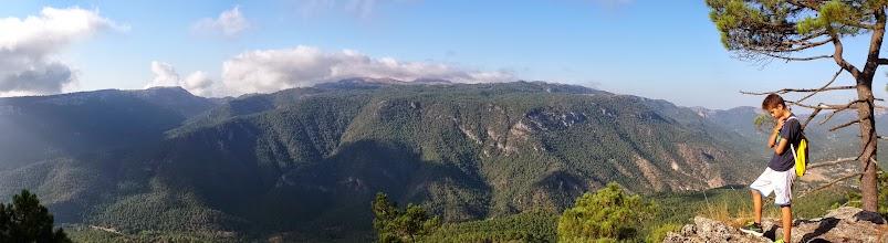 Photo: Panorámica desde la cima