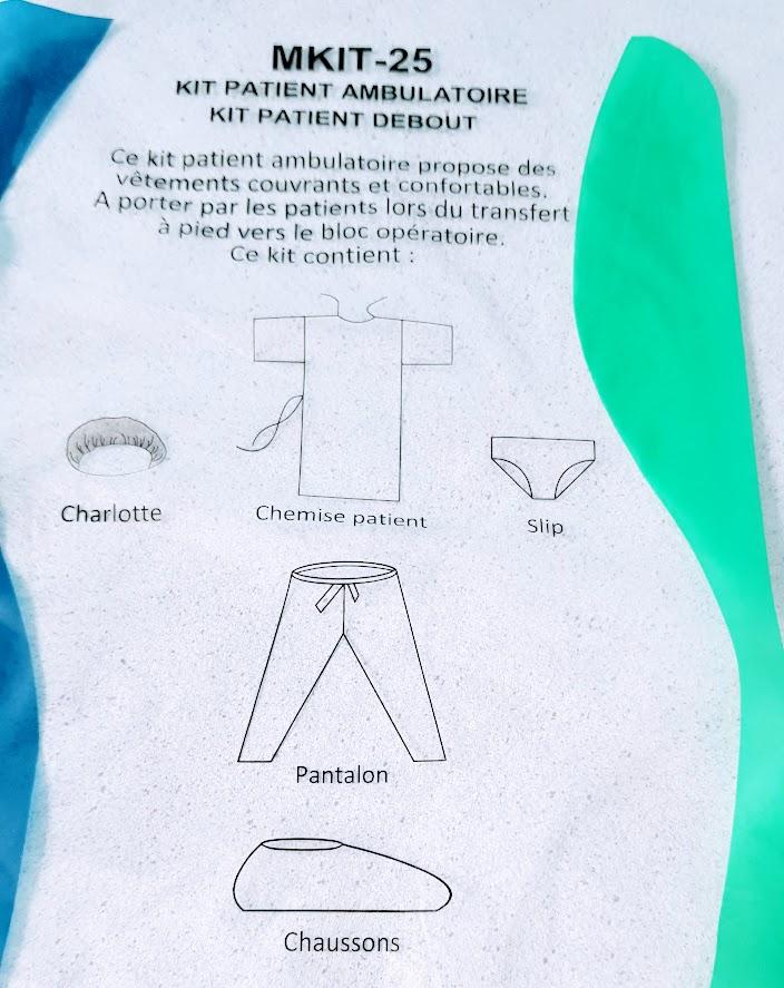 Про французскую больницу