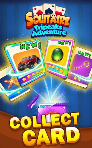 Solitaire Tripeaks Adventure - Free Card Journey screenshots 10