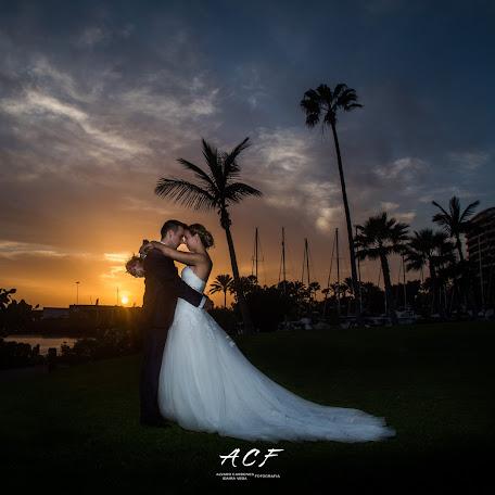Wedding photographer Alvaro Cardenes (alvarocardenes). Photo of 14.11.2017