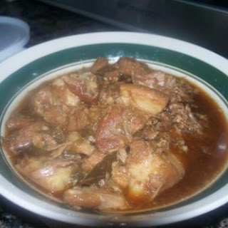 Asian Adobo or Humba