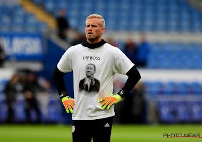 ? L'émouvante minute de silence du noyau de Leicester avant le début du match