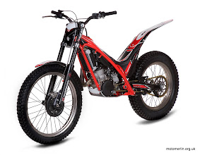Photo: 2011 Gas Gas Pro Trials Bike
