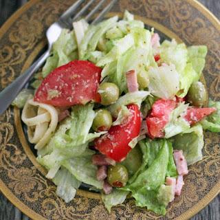 """Columbia Restaurant'S """"1905"""" Salad Recipe"""